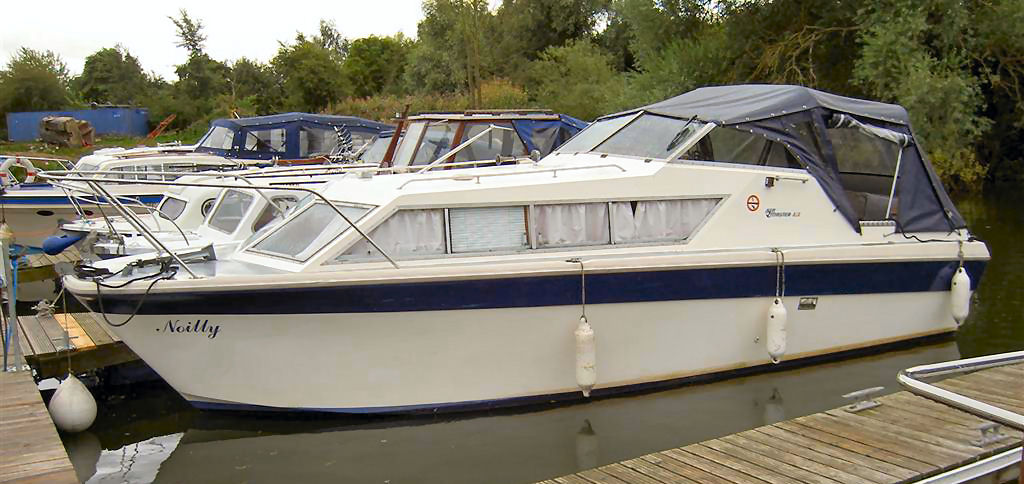 River Cruisers For Sale  Used River Cruisers For Sale Northamptonshire